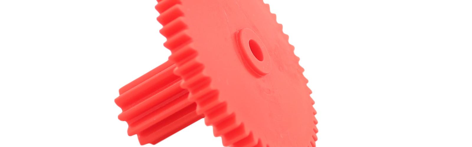 Fabricacion de Piezas Dentadas de Hule