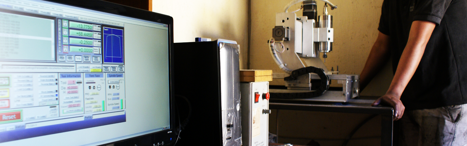 La Tecnologia CNC Engrateh